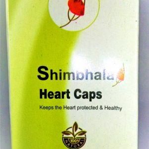 ShimBhala Heart Caps